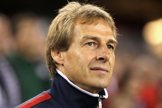 Why Now's the Time to Talk Klinsmann Extension