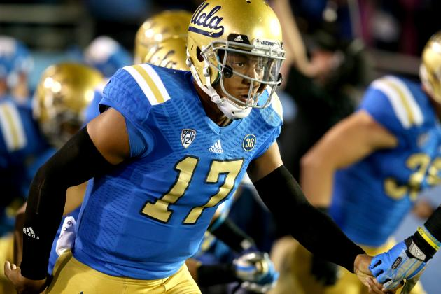 Week 8 Top 25: Welcome UCLA to the Top 10 at No. 9