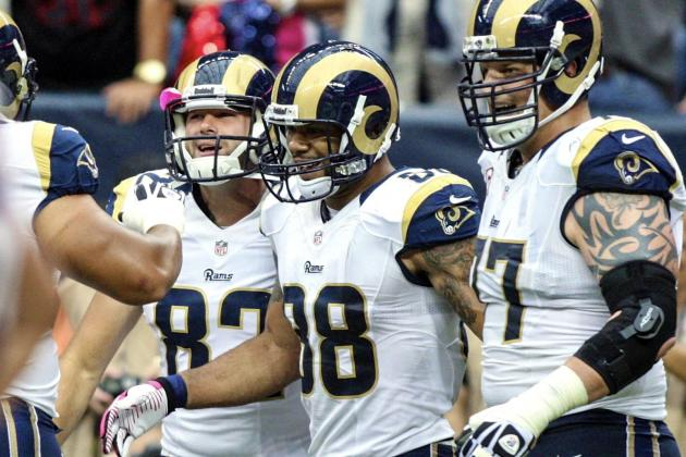 Rams vs. Texans: Live Score, Highlights and Analysis