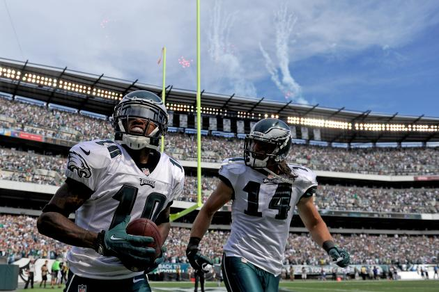 DeSean Jackson and Riley Cooper's Instant Fantasy Reaction After Week 6