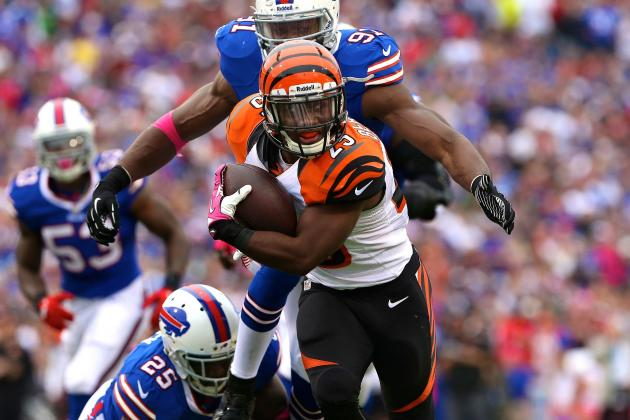Bengals vs. Bills: Live Score, Highlights and Analysis