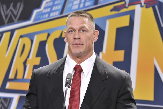 What Fans Should Expect from John Cena's Return at Hell in a Cell