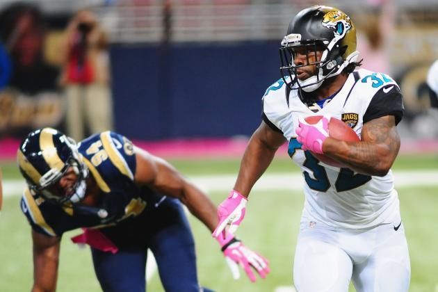Maurice Jones-Drew Trade Rumors: Latest Buzz, Speculation Surrounding Jaguars RB