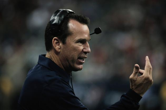 Gary Kubiak's Updated Hot-Seat Meter After Week 6