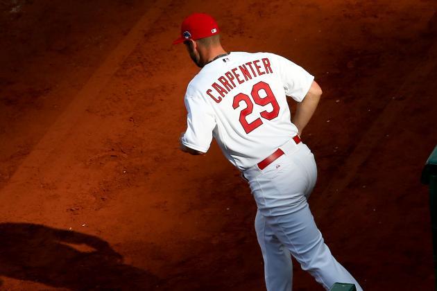 "Chris Carpenter ""Will Retire"" This Offseason"