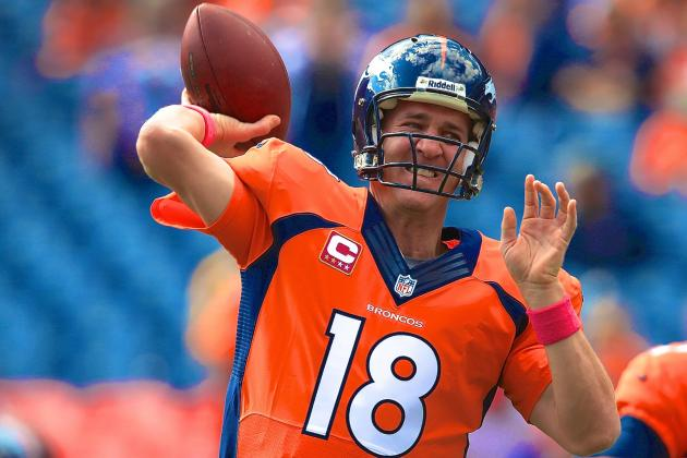 Jacksonville Jaguars vs. Denver Broncos: Live Score, Highlights and Analysis