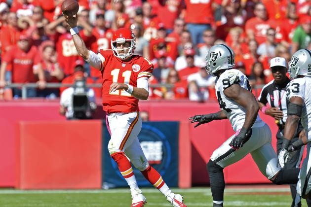 Chiefs Defeat Raiders 24-7 to Remain Unbeaten