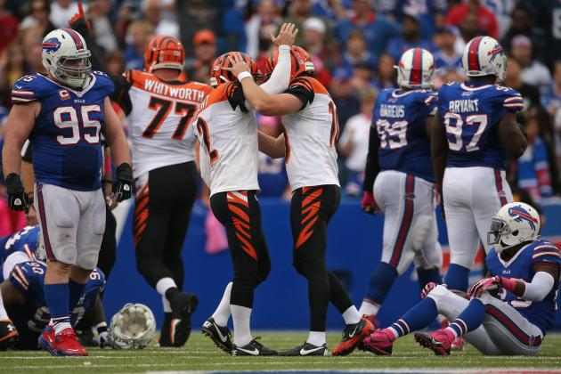 Cincinnati vs. Buffalo: What We Learned from Overtime Win