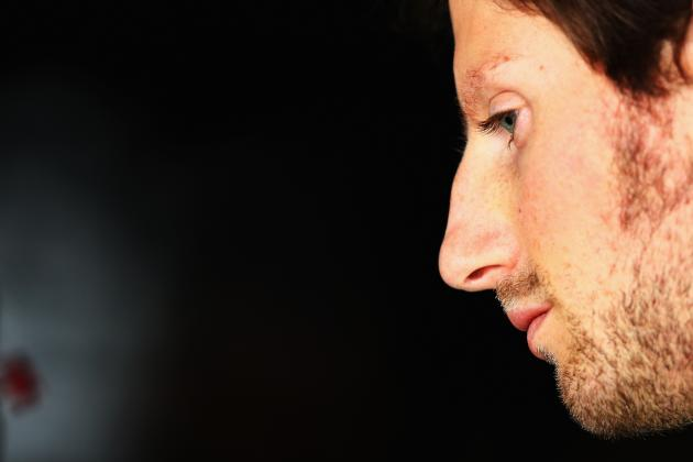 Romain Grosjean's Coming of Age: How Lotus' Rough Diamond Shone at Suzuka