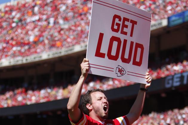 Kansas City Chiefs Fans Break the Decibel Record Previously Held by Seahawks