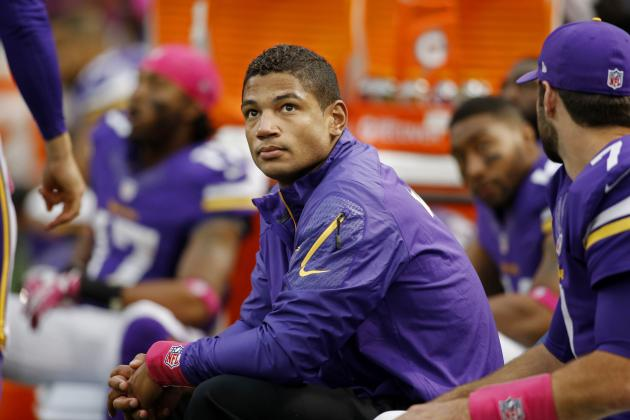 Vikings Clear the Path for Josh Freeman to Start After Blowout Loss to Panthers