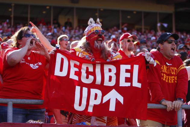 Chiefs Set New Guinness World Record for Stadium Noise