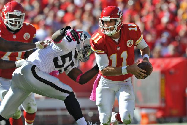 Chiefs Roll to 6-0 over Rival Raiders