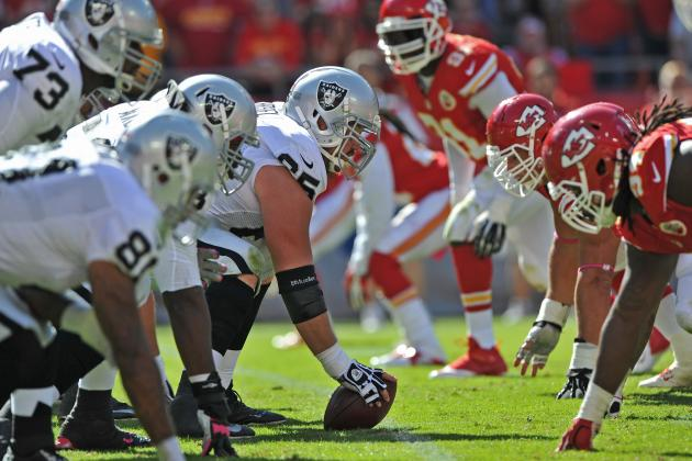 Oakland Raiders Had 3rd and 48 Against the Kansas City Chiefs
