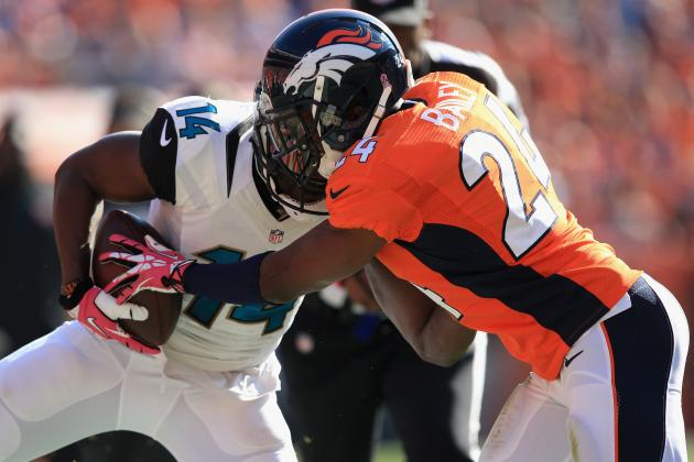 Jaguars vs. Broncos: Live Game Grades and Analysis for Denver