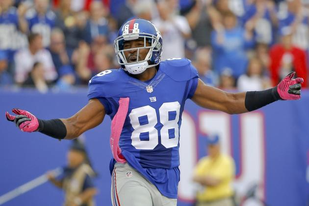 Hakeem Nicks Must Be Traded for New York Giants to Rebuild