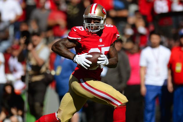 Vernon Davis' Instant Fantasy Reaction After Week 6