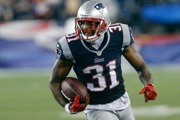 Aqib Talib Injury: Updates on Patriots CB's Hip, Likely Return Date