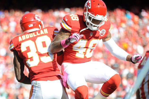 Raiders vs. Chiefs: Takeaways from Kansas City's 24-7 Win over Oakland