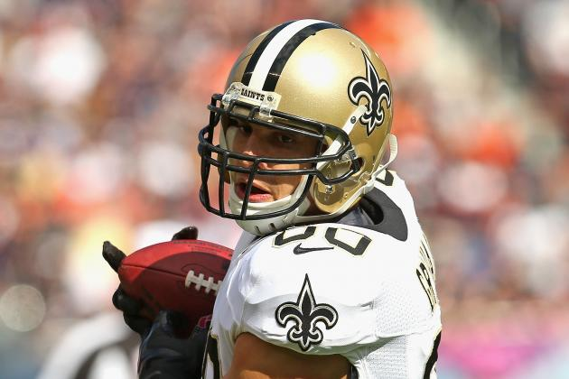 Jimmy Graham Injury: Updates on Saints TE's Foot
