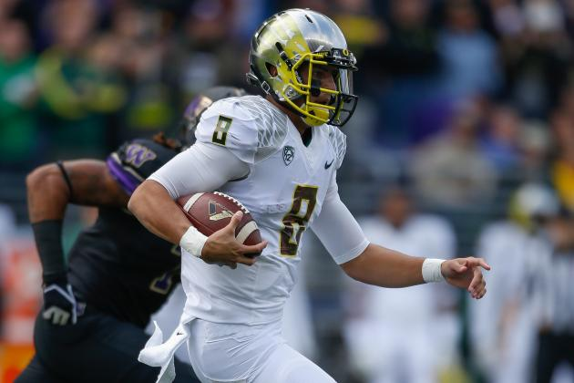 Oregon Football: What Oregon's First Real Challenge Told Us About the Ducks