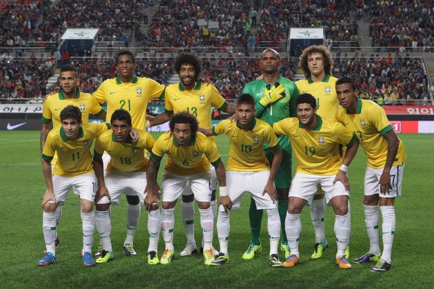Assessing Brazil's Alternative Options for a World Cup Squad Place