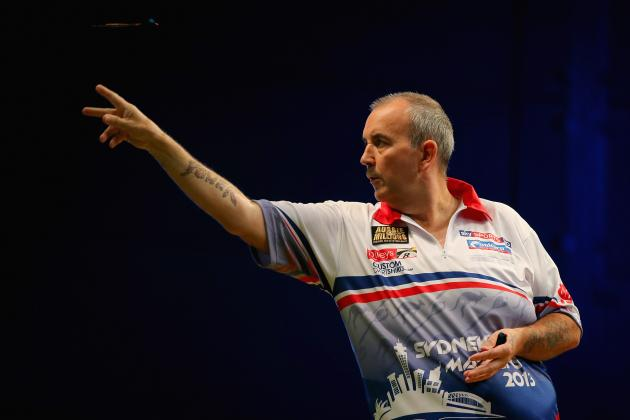 Grand Prix of Darts 2013: Phil Taylor Proves He's Greatest to Ever Live