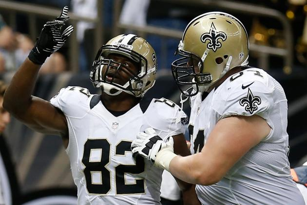 Benjamin Watson's Instant Fantasy Reaction After Jimmy Graham Injury