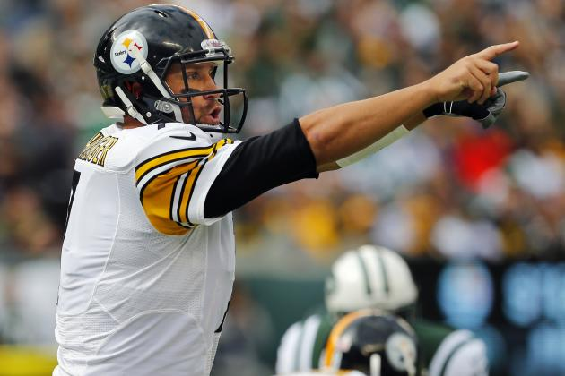 Pittsburgh Steelers End Wait for First Win of Season Against New York Jets