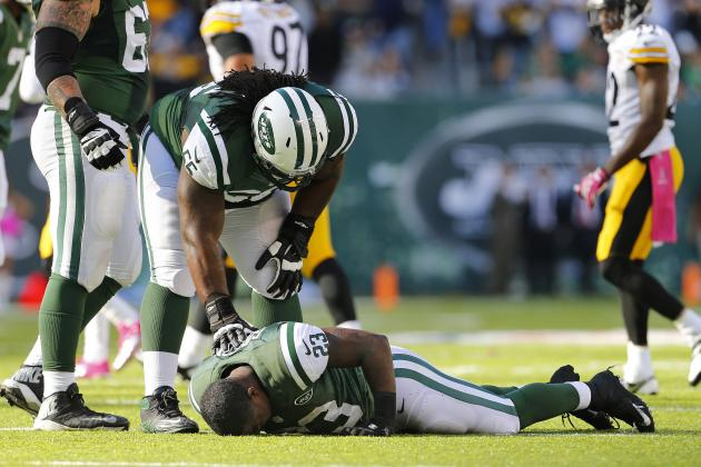 Jets Let Chances Slip, Lose 19-6 to Steelers