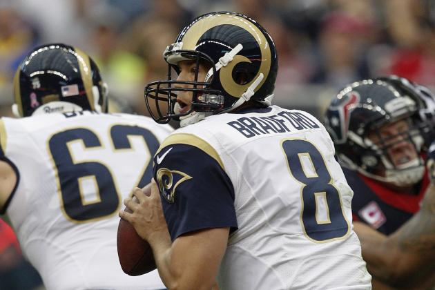 Bradford, Rams Hand Texans 4th Straight Loss 38-13
