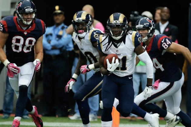 Rams Roll Past Mistake-Prone Texans