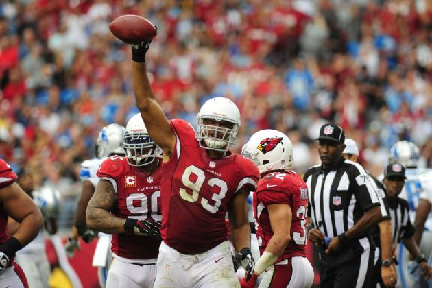Calais Campbell Injury: Updates on Cardinals DE's Status, Likely Return Date