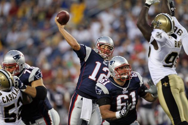 Saints vs. Patriots: Live Grades and Analysis for New England