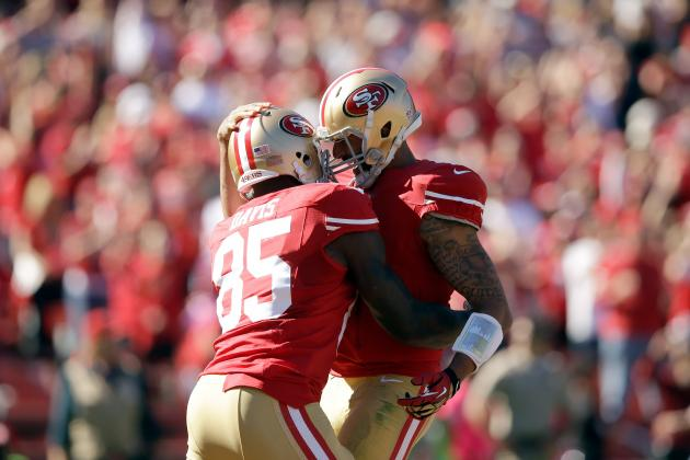 Cardinals vs. 49ers: Live Grades and Analysis for San Francisco