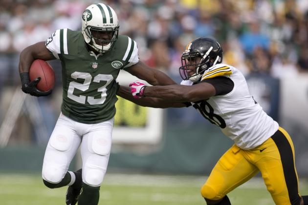 Mike Goodson Injury: Update on Jets RB's Knee and Recovery