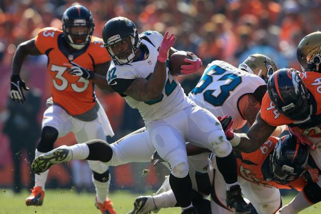 Jaguars Cover Record Spread, Make Broncos Work for 6-0