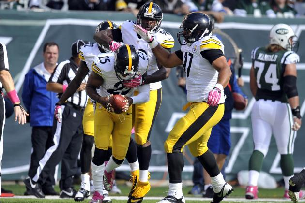 Pittsburgh Steelers Back on Track, Win Turnover Battle Against New York Jets