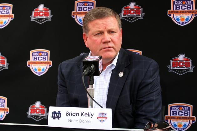 Notre Dame Football: Reassessing the Irish's Bowl Picture at Midseason