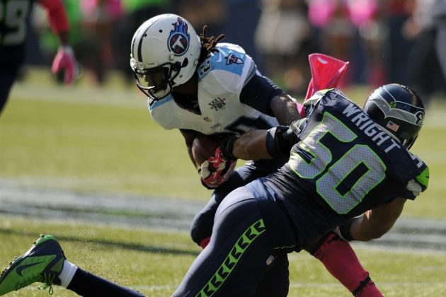 Chris Johnson, Tennessee Titans Must Find Way to Solidify Running Game