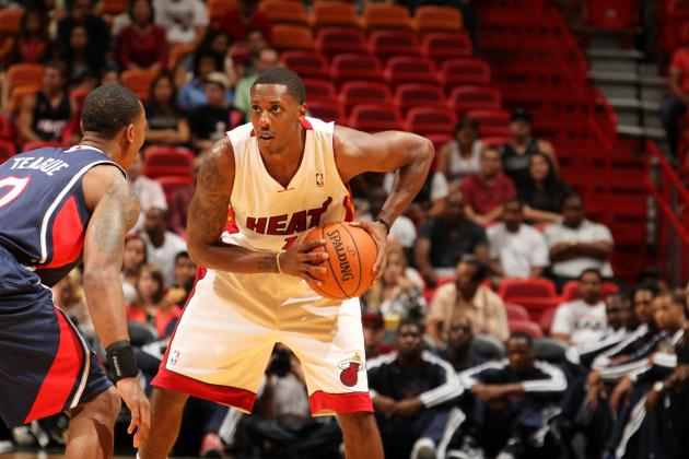 Most Disappointing Miami Heat Players in Preseason so Far