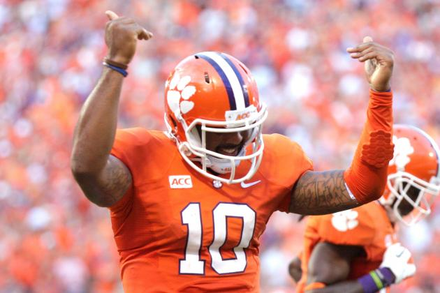 BCS Rankings 2013 Predictions: Teams That Will Boost Their Stock in Week 8