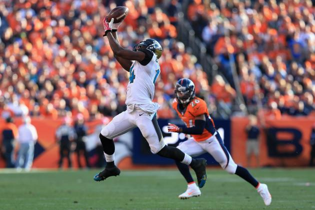 Justin Blackmon Gives Jacksonville Jaguars' Offense Real Chance to Compete
