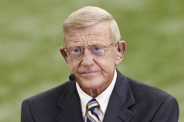 Lou Holtz Blames Stanford Loss to Utah on Midterms