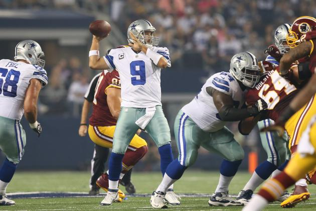 Redskins vs. Cowboys: Live Grades and Analysis for Dallas