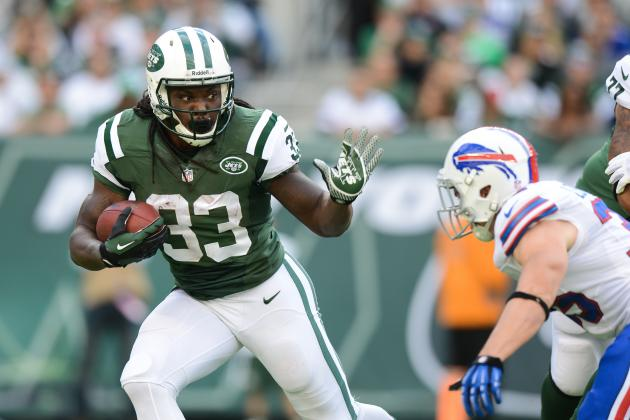 Chris Ivory's Updated Fantasy Outlook After Mike Goodson's Injury