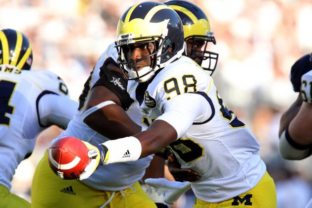 Michigan's Offense Struggling in Hoke's Third Season
