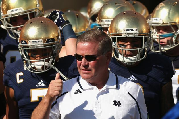 Why 2-Loss Notre Dame Team Is BCS-Worthy