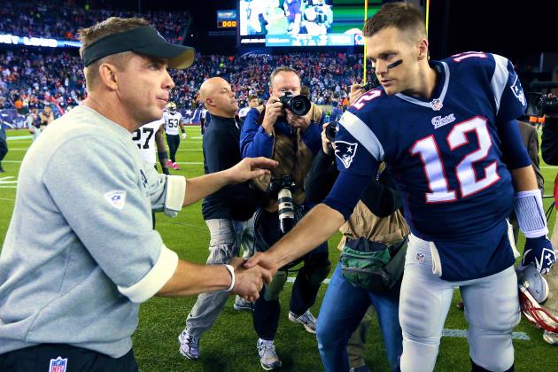 Sean Payton Arrogantly Dares Tom Brady to Beat Him, and Brady Does
