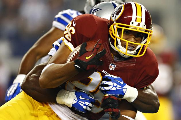 Jordan Reed's Instant Fantasy Reaction After Week 6